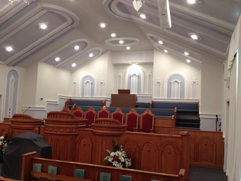 Iglesia Ni Cristo Church Of Christ 4054 Carey Road